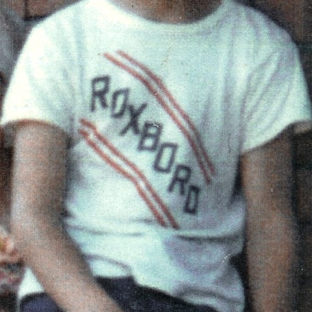 RoxboroElementaryGymShirt_early1970s