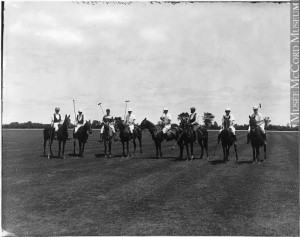 Back River Polo Club 1908 Notman