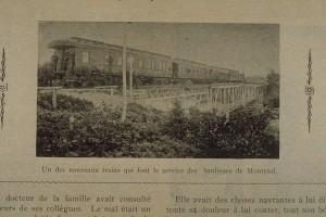 Train de Banlieue de Montréal