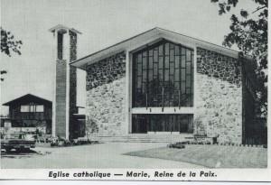 Église Marie-Reine-de-la-Paix - Copie