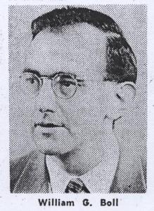 William G. Boll, Maire de Roxboro, 1964 À 1990 001
