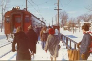 Gare de Roxboro, photo Ed et Mike Hoyer