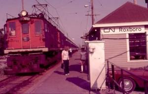 Garee de Roxboro,1978,  photo Ed et Mike Hoyer
