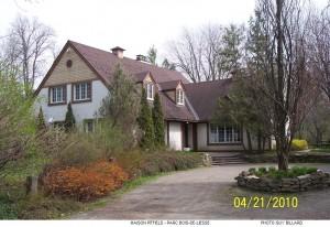 Maison Pitfield, Arrrière (4)