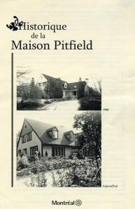 Maison Pitfield, Construite 1952-54  (1 de 2))