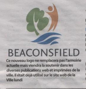 Logo Beconsfield, Cités Nouvelles, Mercredi 18 Janvier 2017