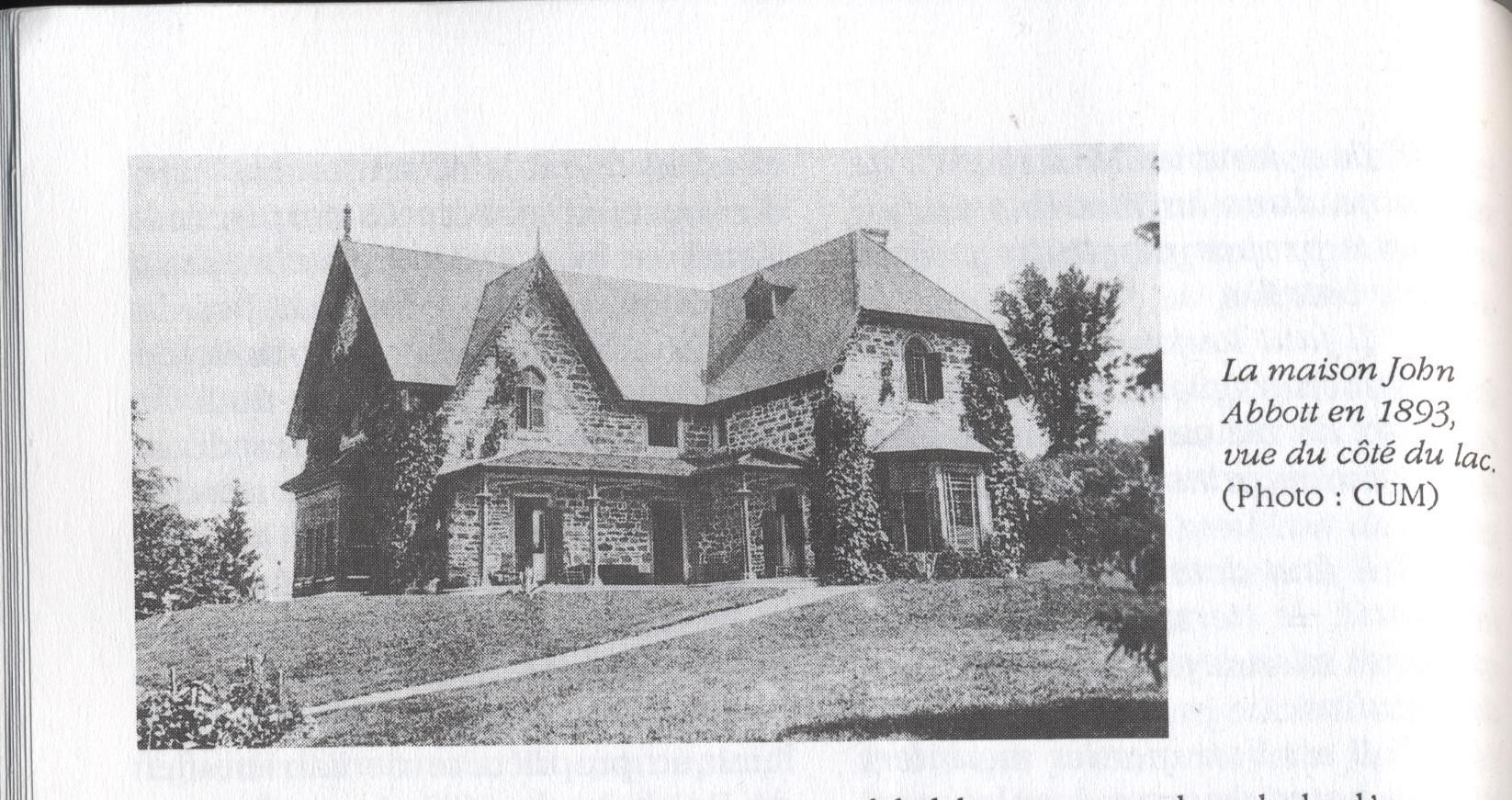 Aprpr blog archive la maison john abbott en 1893 for Abbott house